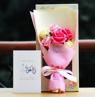 Aromatic Roses Bouquet