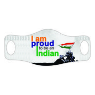 I am proud to be Indian Face Mask
