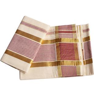 Traditional Kerala Set Mundu