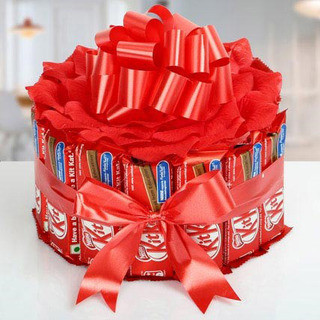 Kit Kat Bouquet Surprise