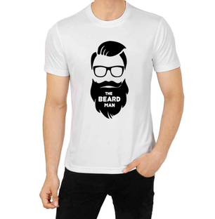 The Beard Man T-Shirt