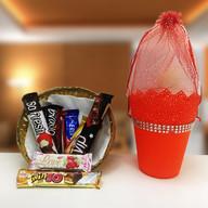 Yummy Imported Chocolate Bucket