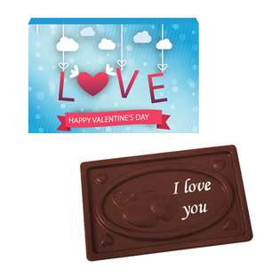 Valentine Love Cocoa Bar