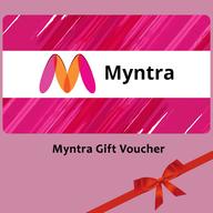 Myntra Gift Voucher