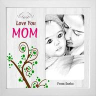 Mothers Day Love you Photo Frame