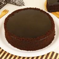 Fresh Dark Chocolate Cake