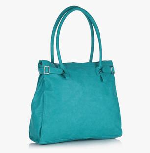 Ladies Handbag Baggit Aqua Blue