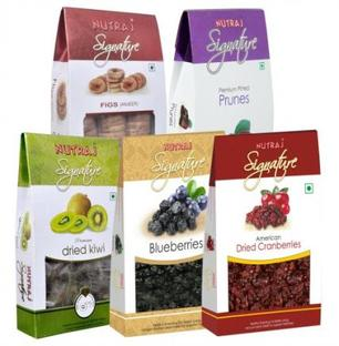 Signature Pack of 5-Fruits and Berries