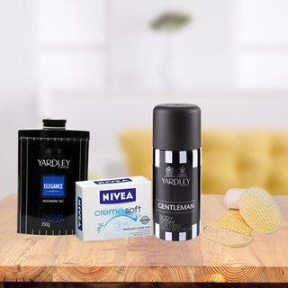Bathe in Style Combo for Men