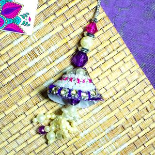 Purple Moti Lumba