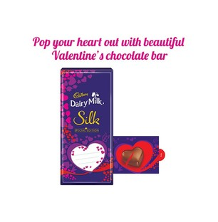 Cadbury Dairy Milk Valentine Edition Chocolate Day Valentine