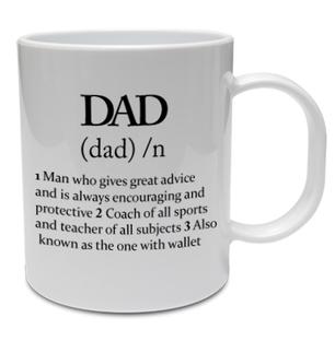 Dad Definition Mug