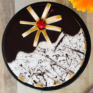 Premium Choco Vanilla Cake