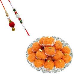 Dry Fruits with Bhaiya Bhabhi Rakhi