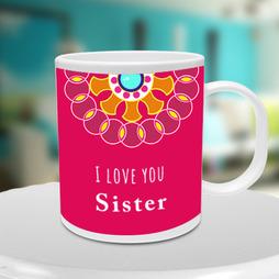 Love you Sister Mug