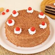 Zesty Blackforest Cake