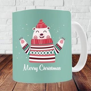 Beer Christmas Mug