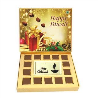 Diwali chocolate Crackles