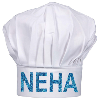 Personalised Chef Hat