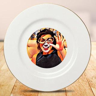 Prisma Personalised Plate