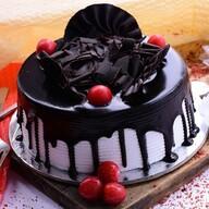 Zestful Black Forest Cake