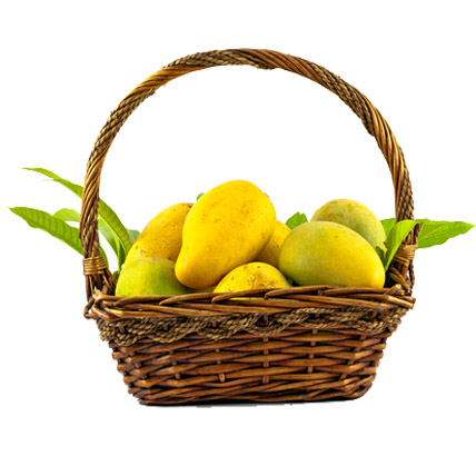Mangoes Basket (Seasonal)
