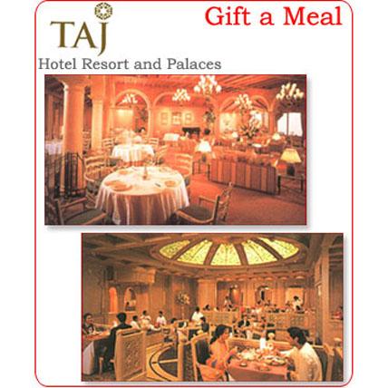 Taj Gift Voucher