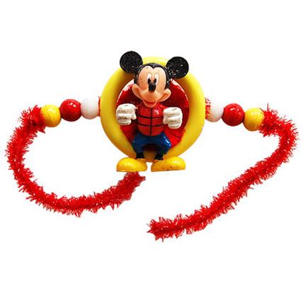 Micky Mouse Rakhi