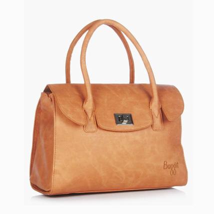 Ladies Handbag Baggit Tan