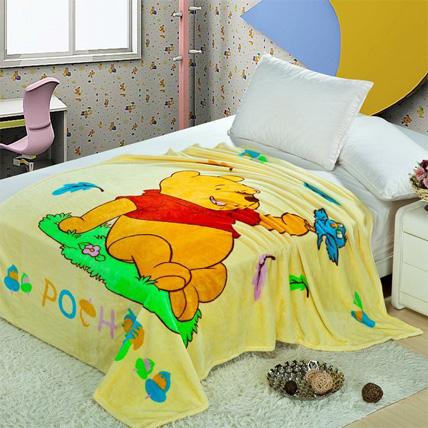 Winnie The Pooh Kids blanket