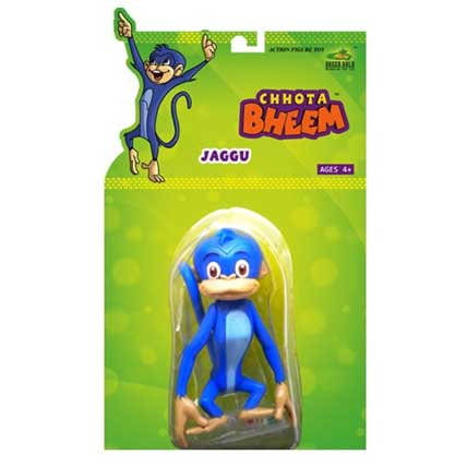 Jaggu-Action Figure