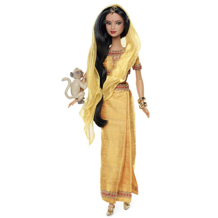 Barbie Doll-Indian Outfit