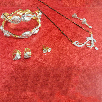 Wedding Mangalsutra Set