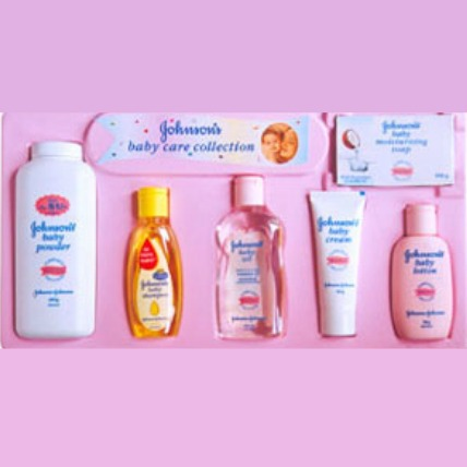 Baby Bath Care Kit