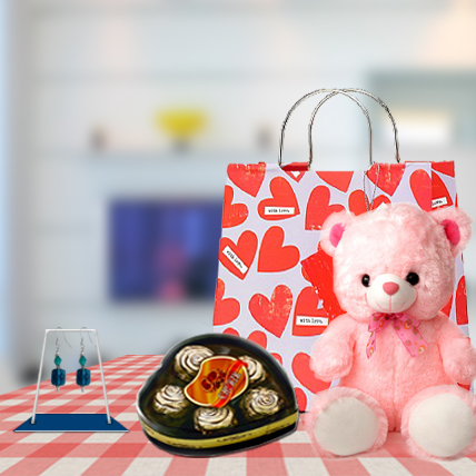 Valentine Gift Combo For Her