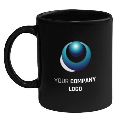 Company Logo Mugs