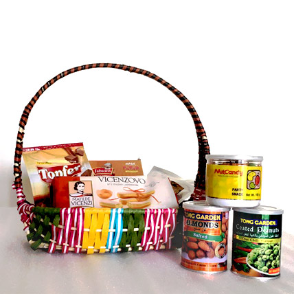 Tea Time Sweet and Savory Hamper