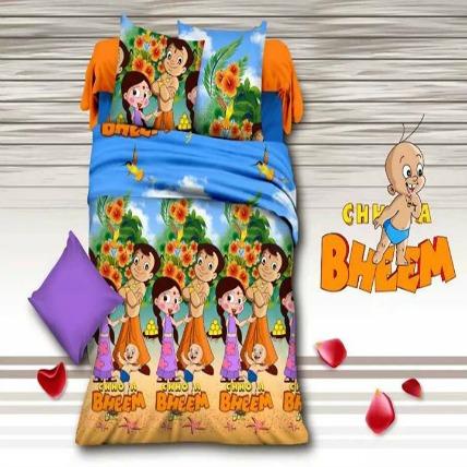 Chota Bheem Bedsheet
