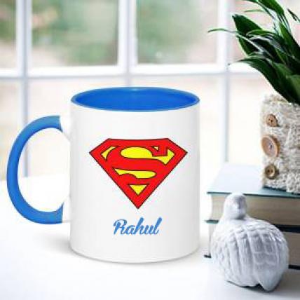 SuperMan Mug