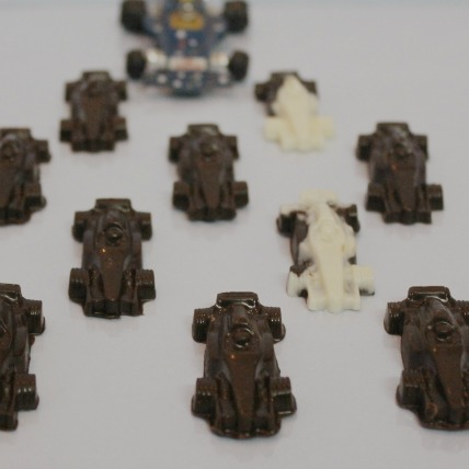 Racing Cars Chocolates-Pack of 12