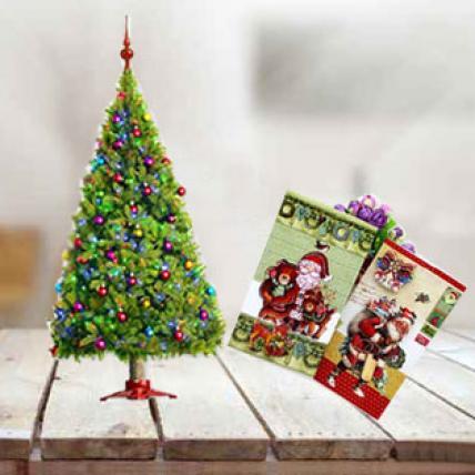 Christmas Tree & Card