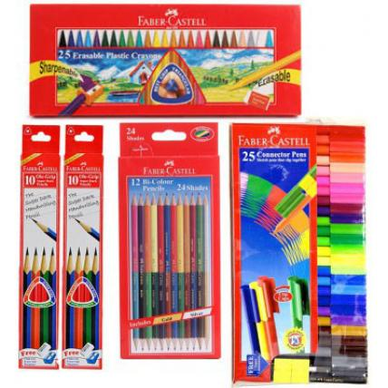 Faber Castell Drawing Combo