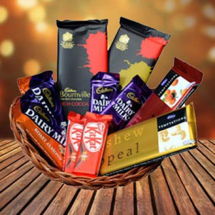 Assorted Indian Chocolates