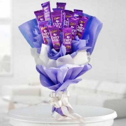 Dairy Milk Bouquet