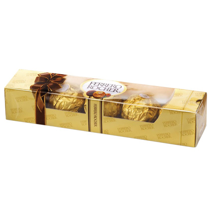 4 Pcs Ferrero Rocher