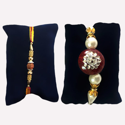 Set of 2 Rakhiss