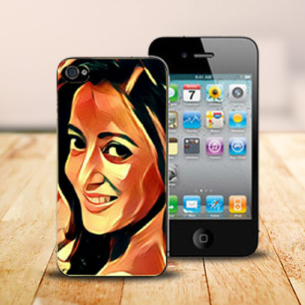 Prisma Personalised Mobile Cover