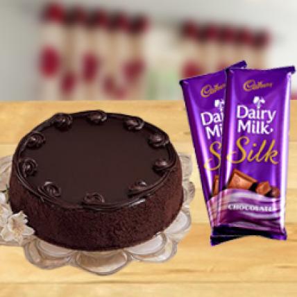 Valentine Chocolate Fantasy Combo