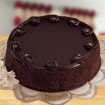 1/2 KG Choco Cake