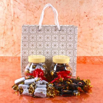 Anjeera & Cafe Dew Toffees Bag